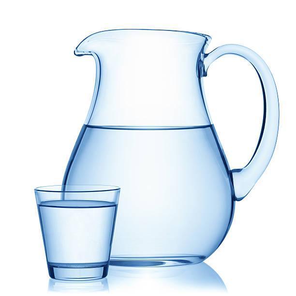 المياه المعبأة في عبوات بلاستيكية
