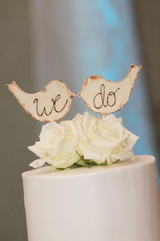 Birds Wedding Theme