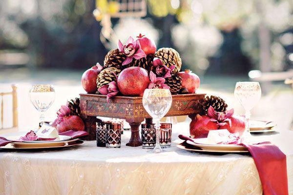 Fall Wedding Centerpieces 4