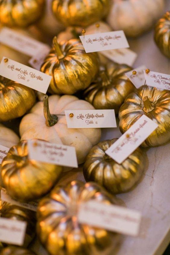 Fall Wedding Favors 2