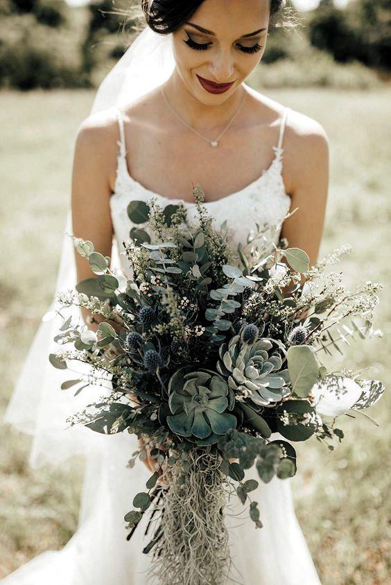 حفلات زفاف مستوحاة من الطبيعة