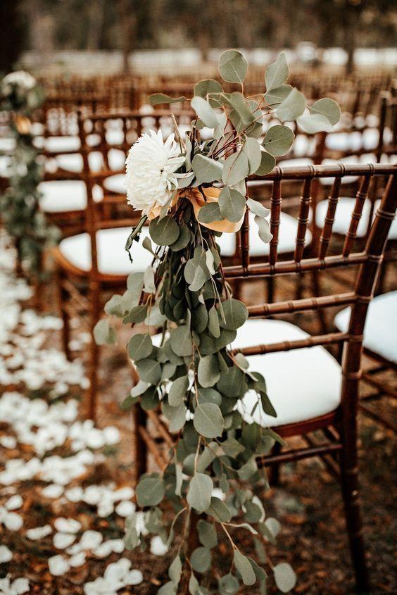 Greenery Wedding 1