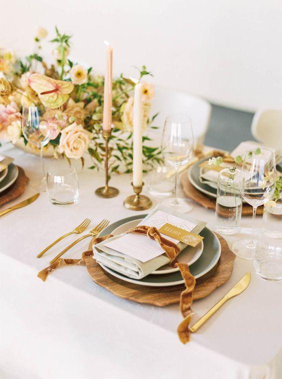 Velvet Wedding Ideas 2