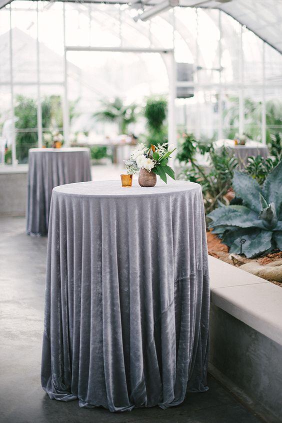 Velvet Wedding Ideas 1