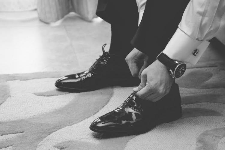 Groom Wedding Pictures 1
