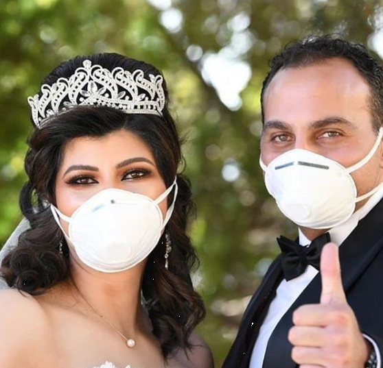 Covid19 Lebanese Wedding