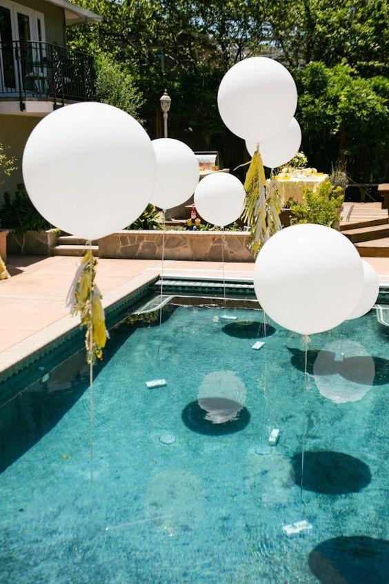 Pool Wedding Ideas 1