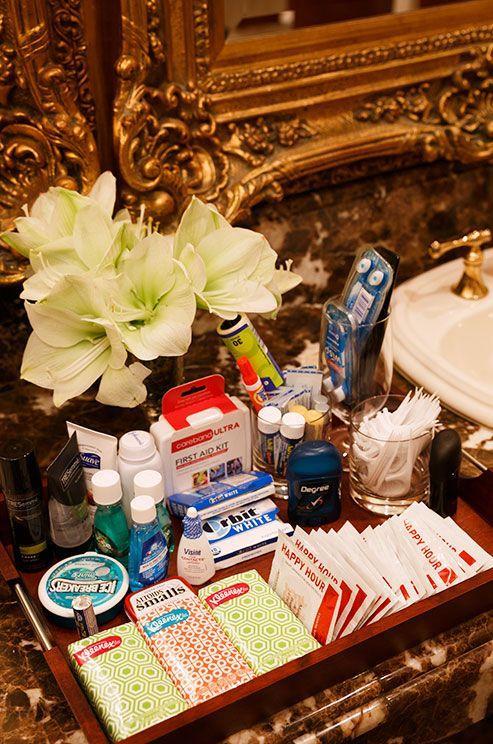Wedding Bathroom Decoration 2