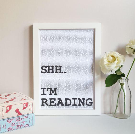 Book Lovers Gift