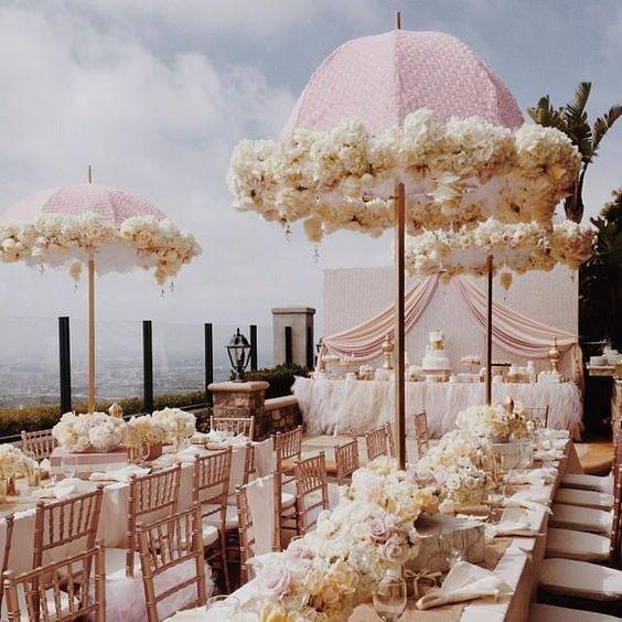 Wedding Umbrellas 3
