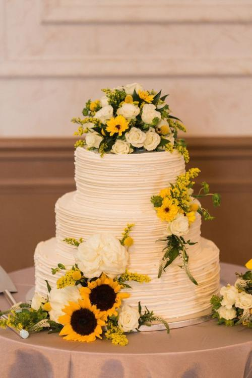 Sunflower Weddings 1