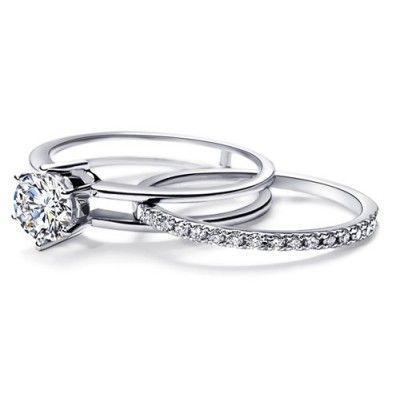 Elaborately Shaped Engagement Rings 2