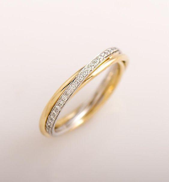 Trinity Wedding Rings