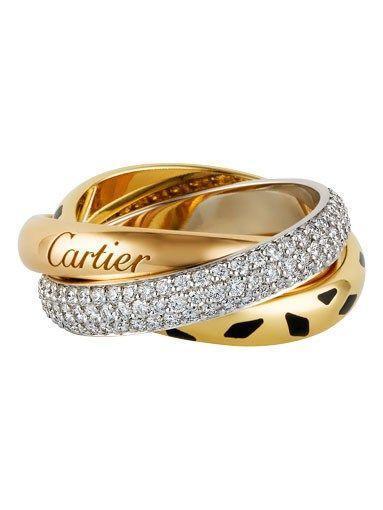 Trinity Wedding Rings 2