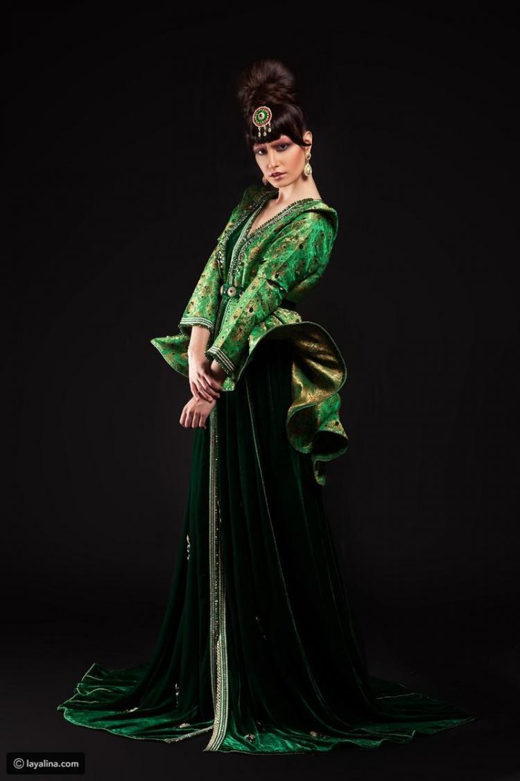 Moroccan Fashion Designer Hasnaa Bin Issa 1