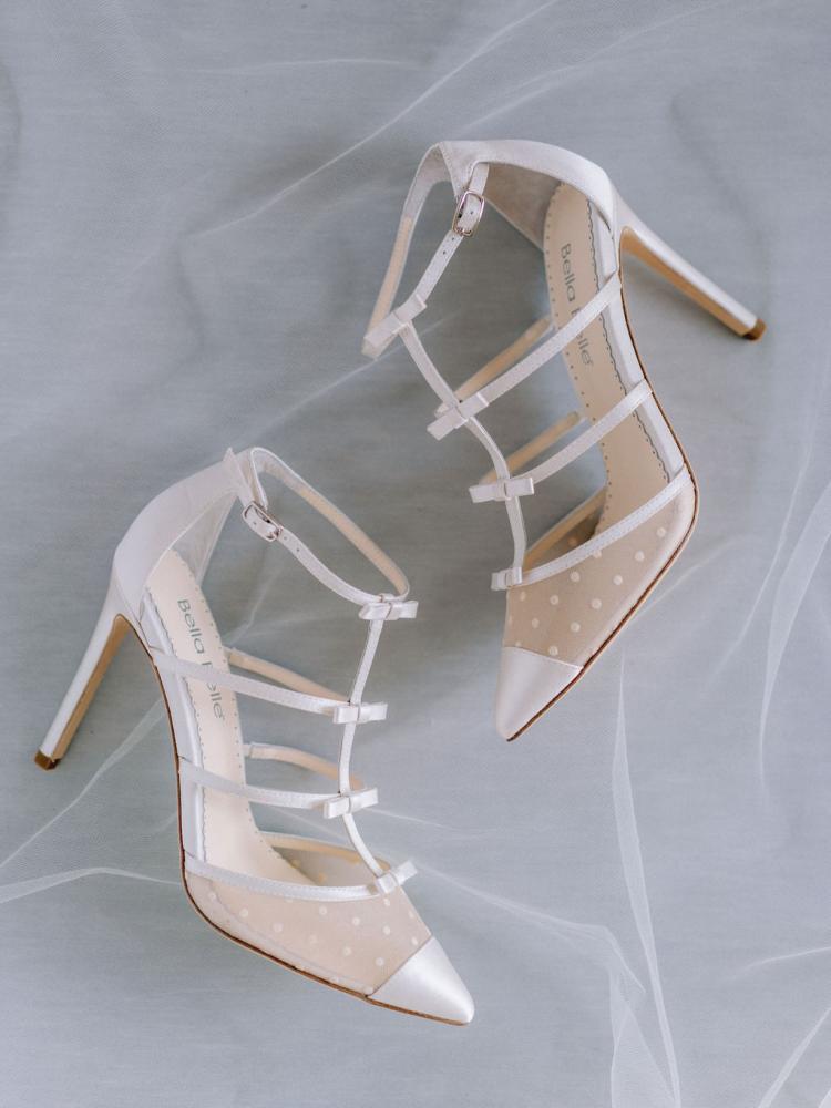 Bella Belle Bridal Shoes 1