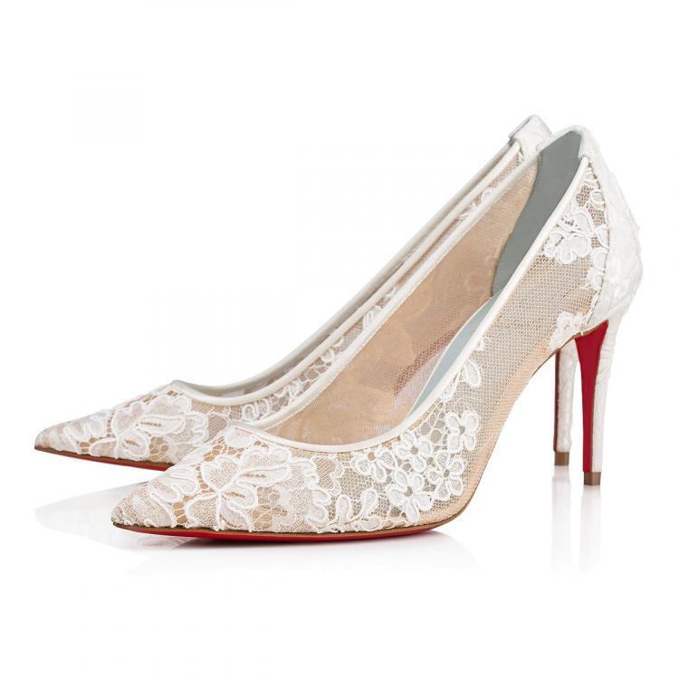 Christian Louboutin Bridal Shoes 2