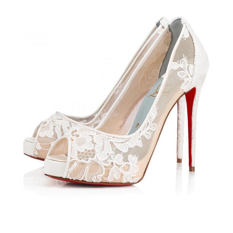 Christian Louboutin Bridal Shoes 1
