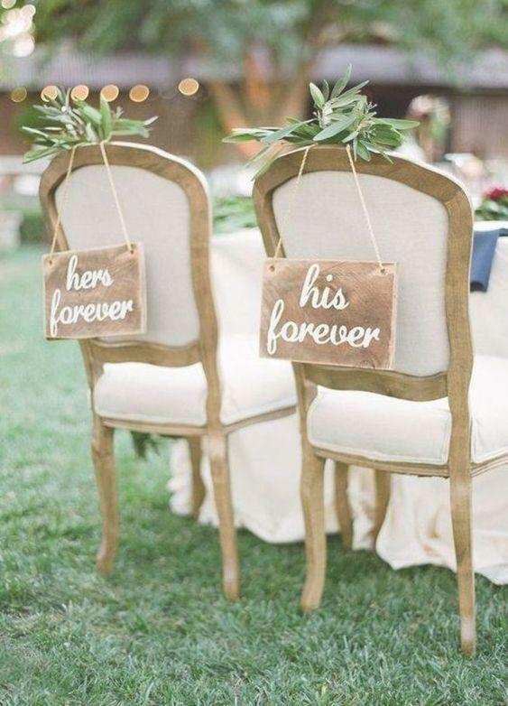 Chair Signs 2