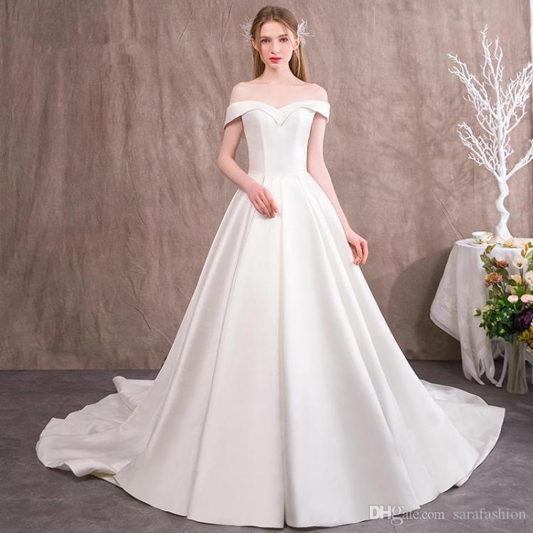 Short Waist Bride