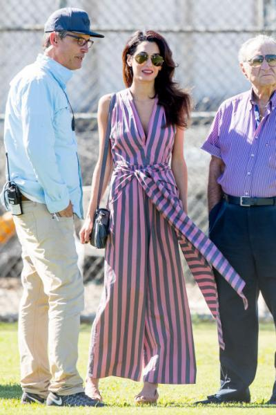 Honeymoon Style Inspired by Amal Clooney 4