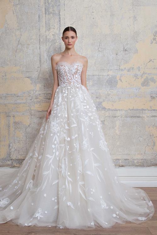 George Hobeika Wedding Dress