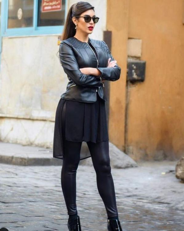 إطلالات مستوحاة من النجمة المصرية ياسمين صبري