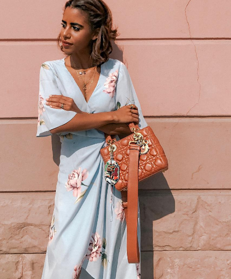 Honeymoon Style Inspired by Nadya Hasan