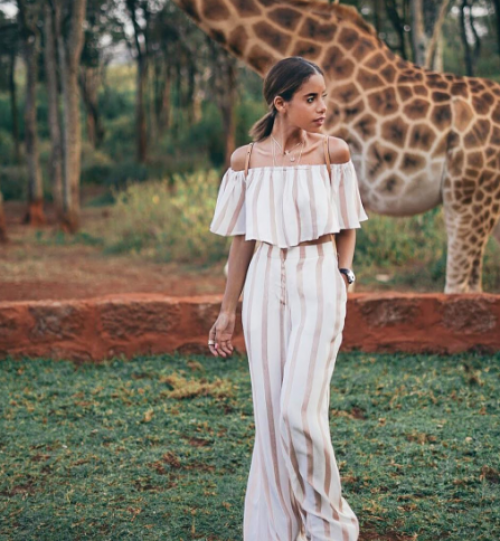 Honeymoon Style Inspired by Nadya Hasan 2