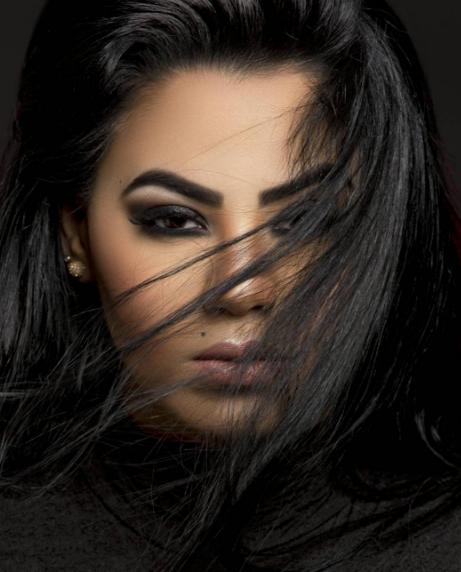 Makeup by Emirati Makeup Artist Hind Nourssine 1