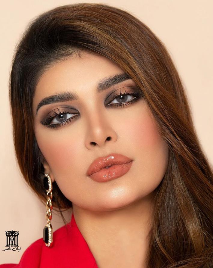 Makeup by Saudi Makeup Artist Lyan Al Tuwaijri 2