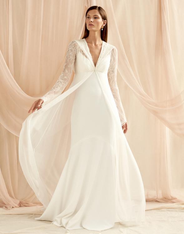 Wedding Dress Cover Ups 1