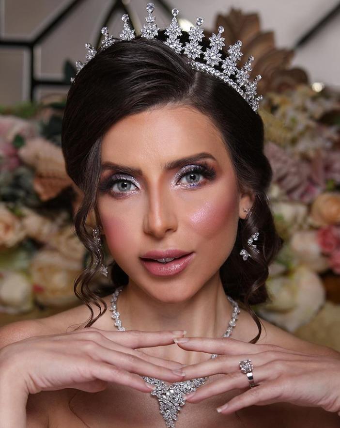Makeup by Saudi Makeup Artist Mounira Al Oweid
