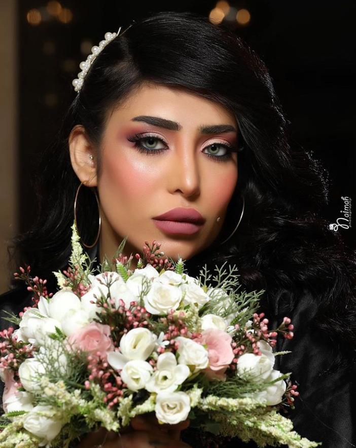 Makeup by Saudi Makeup Artist Mounira Al Oweid 2