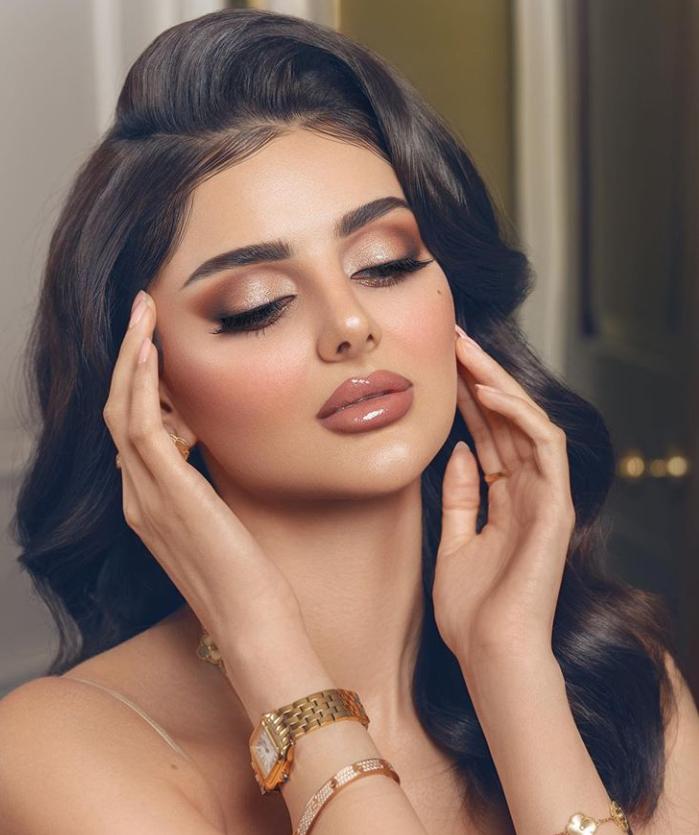 Makeup by Saudi Makeup Artist Nora Bo Awadh 2