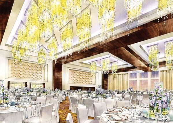 4 Star Hotel Ballrooms