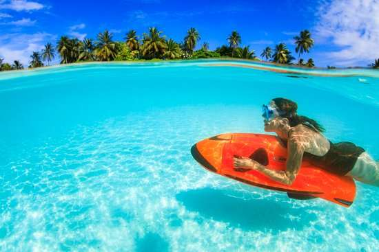 أنشطة للقيام بها في جزر المالديف