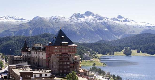 Badrutts Palace Switzerland