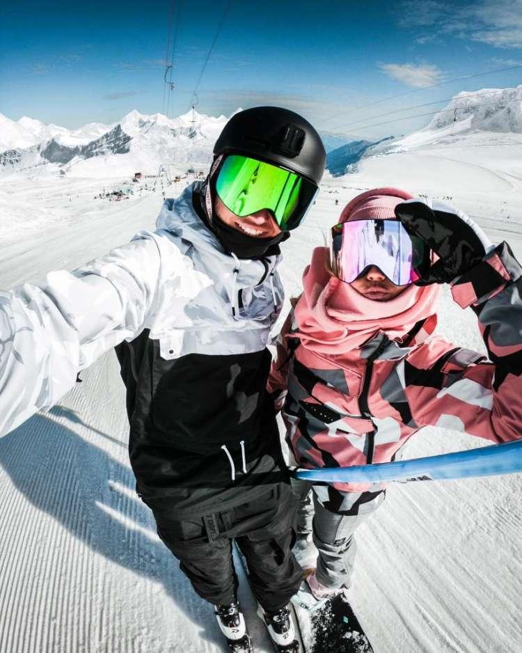 Ski Honeymoon Destination