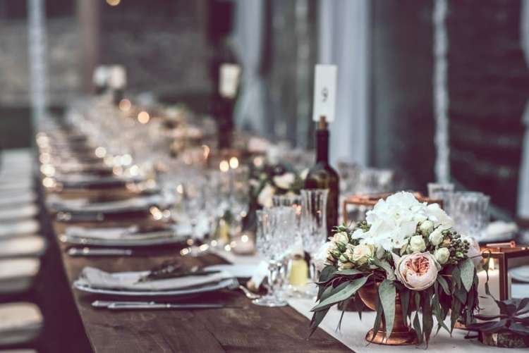 Tuscany Rustic Wedding