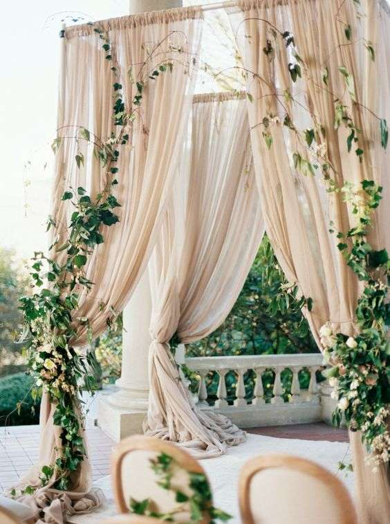 Wedding Drapes