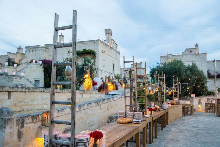 Apulian Wedding Dinner