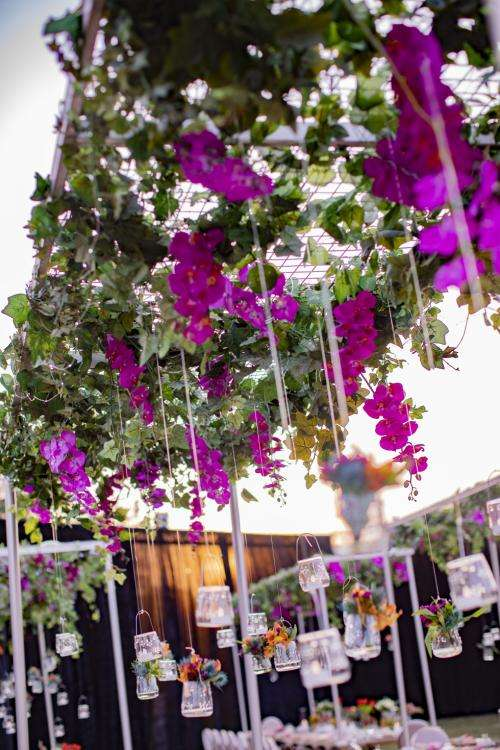 Garden Wedding in Doha