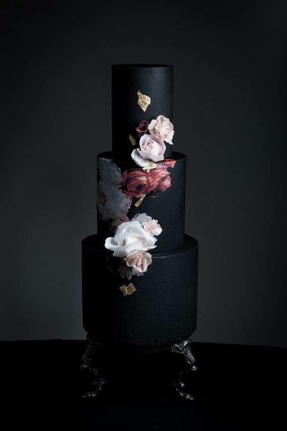 Dark Wedding Colors 2