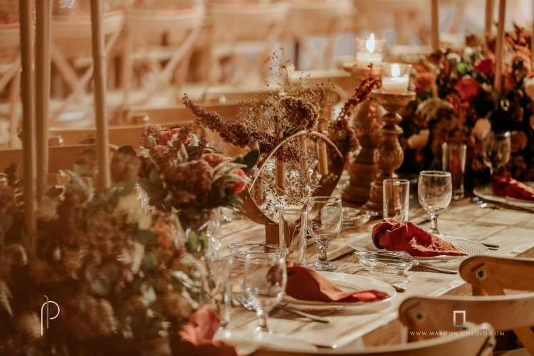 Terracotta Wedding Colors 1