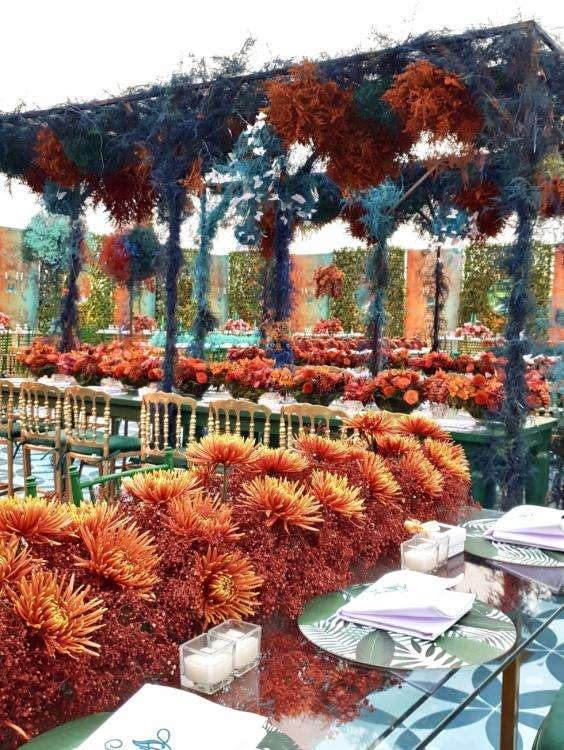 حفل زفاف بثيم جنة عدنأقيم في القاهرة، مصر