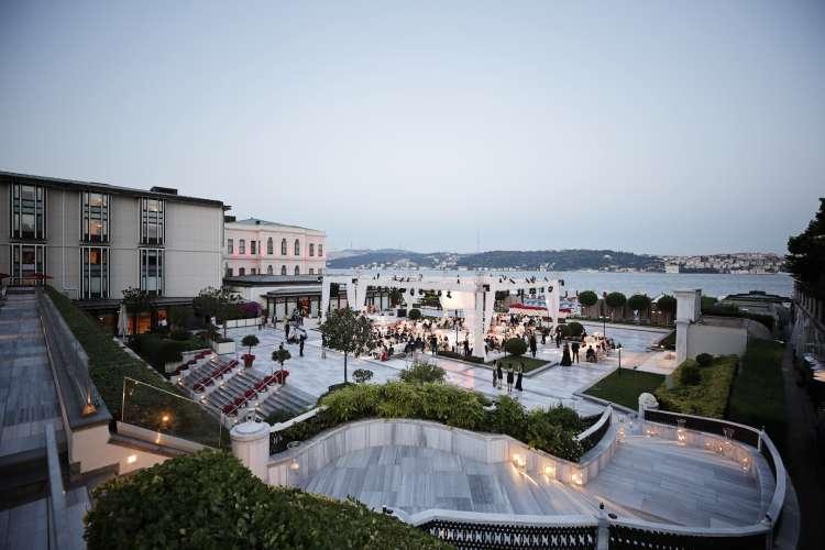 Wedding in Four Seasons Bosphorus by KM Events
