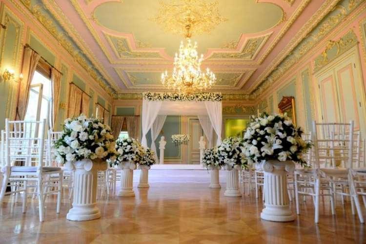 Weddings at Sait Halim Pasa Mansion