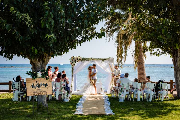 Wedding by Tie the Knot, Paphos, Cyprus