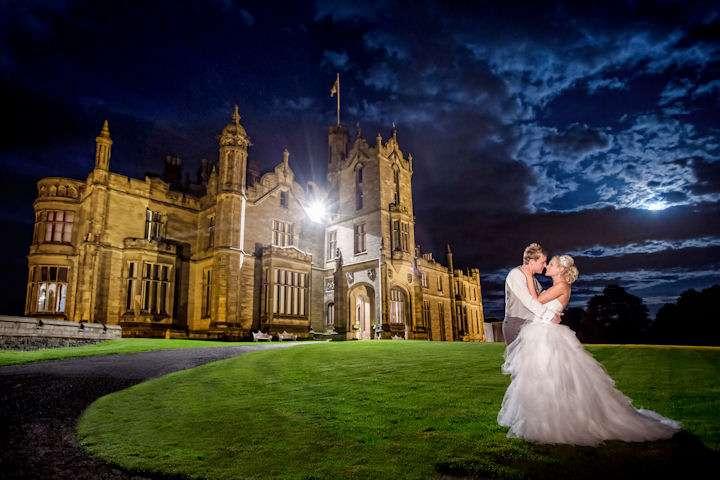 Wedding at Allerton Castle, England